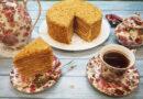 Торт Рыжик — классический домашний рецепт советского времени