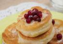 Пышные оладьи на кефире без яиц — пошаговый рецепт