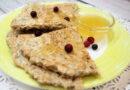 Овсяный блин — рецепт правильного питания для завтрака