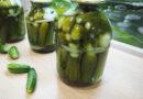 Хрустящие огурцы по-болгарски на зиму — самый вкусный рецепт