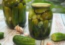 Огурцы маринованные с лимонной кислотой — рецепт на зиму