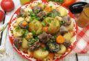 Басма по-узбекски в казане — пошаговый рецепт